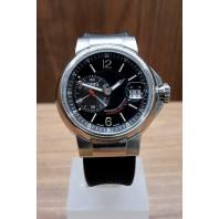PRE-OWNED Oris Automatic Chronometer 39mm Svart/Stål/Gummiband 646 7496 40 61