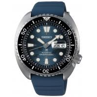 Seiko - Prospex Automatic Diver 45mm Blue Dial & Rubber Strap SRPF77K1