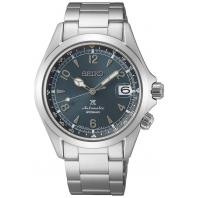 Seiko - Prospex Alpinist Blue Dial & Steel Bracelet SPB197J1