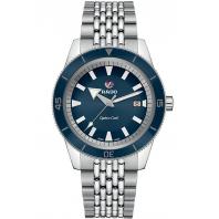 Rado - Captain Cook Automatic Blue Dial & Steel Bracelet Rado - Captain Cook Automatic Blå Urtavla & Stållänk R32505203