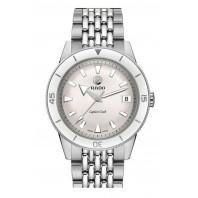 Rado - Captain Cook Automatic White Dial & Steel Bracelet R32500013