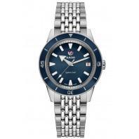 Rado - Captain Cook Automatic Blue Dial & Steel Bracelet R32500203