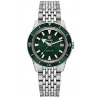 Rado - Captain Cook Automatic Green Dial & Steel Bracelet R32500323
