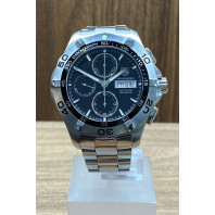 PRE-OWNED Tag Heuer Aquaracer 300 M Calibre 5 Caliber 16 Day Date Automatisk CAF2010.BA0815