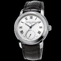 Frédérique Constant - Manufacture Classics Date 42 mm Silver
