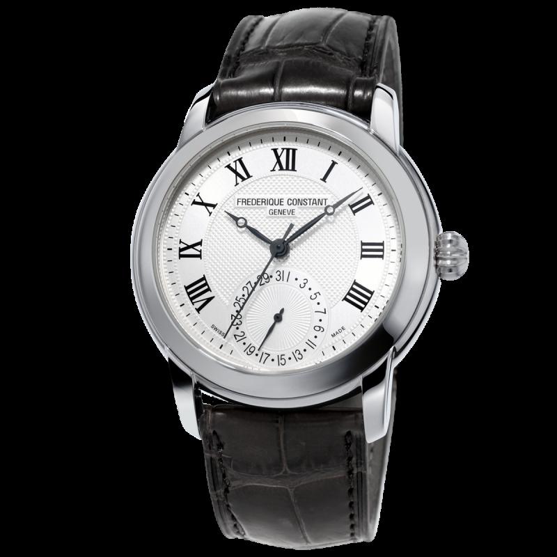 Frédérique Constant - Manufacture Classics Silver 42 mm FC-710MC4H6