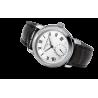 Frédérique Constant - Manufacture Classics Silver urtavla & stållänk 42 mm