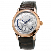 Frédérique Constant - Manufacture Worldtimer Rose Gold 42 mm