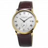 Frédérique Constant Slimline Small Second Gold Men's watch FC-245M5S5