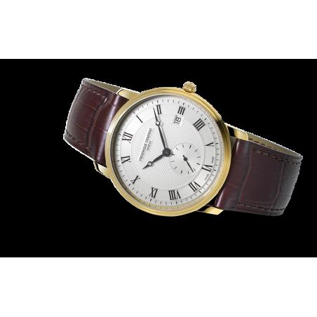 Frédérique Constant Slimline Small Second Gold Men's watch FC-245M5S5