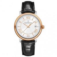 Adamavi Automatic Men's Watch - Two TCarl F. Bucherer - Adamavi Automatisk 39mm Stål & Rosé guld 00.10314.07.15.01