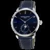Frédérique Constant - Slimline Moonphase Manufacture Blue