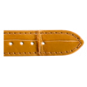 ALLIGATOR leather strap