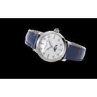 Frédérique Constant Slimline 30 mm Moonphase & Diamonds Ladies Watch FC-206MPWD1S6