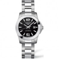 Longines - Conquest Black...