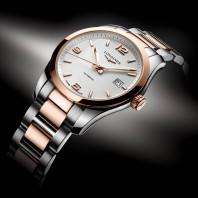 Longines - Conquest Classic Automatic Rosé gold 40 mm L27855767