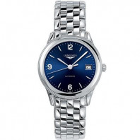 Longines - Flagship Blue dial and bracelet L47744966