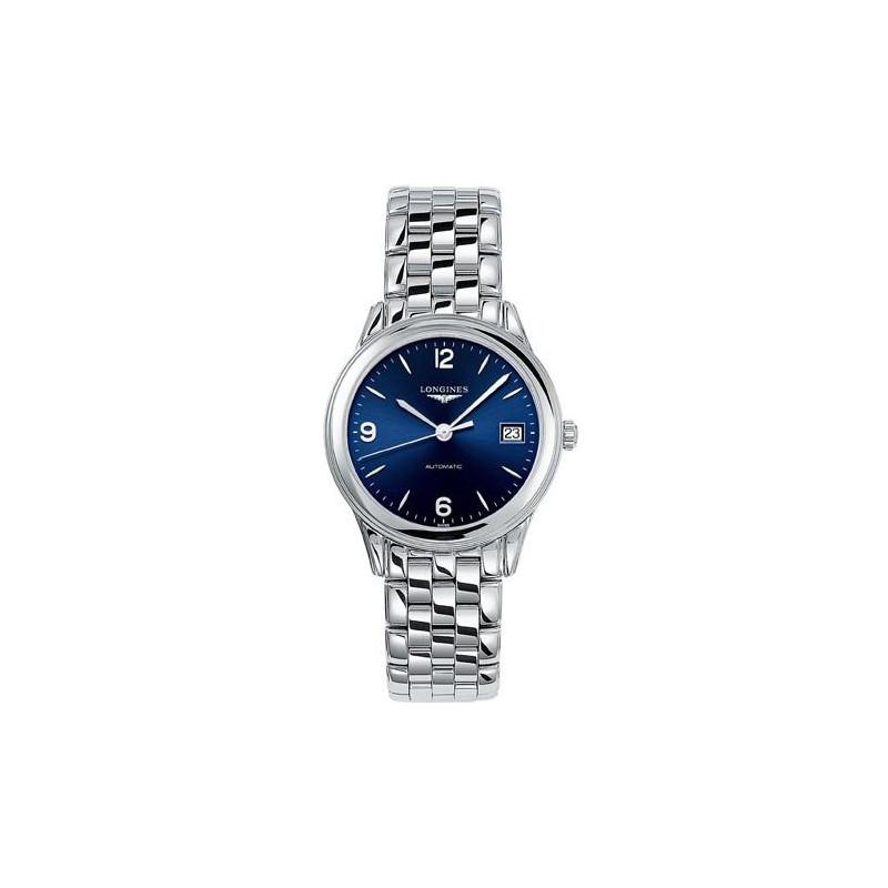 Longines - Flagship Blue dial and bracelet L47744966