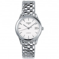 Longines - Flagship White Steel 35.60mm
