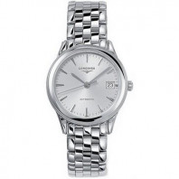 Longines Flagship Silver Steel 35.6mm
