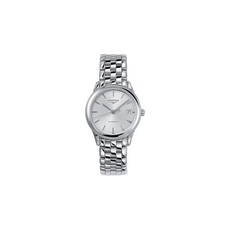 Longines Flagship 35.6mm Silver dial and bracelet L47744726