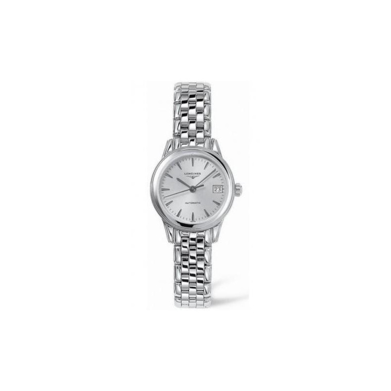 Longines  Flagship 26mm Silver dial and bracelet L42744726