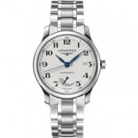 Longines MasterMen's watch Power reserve & bracelet
