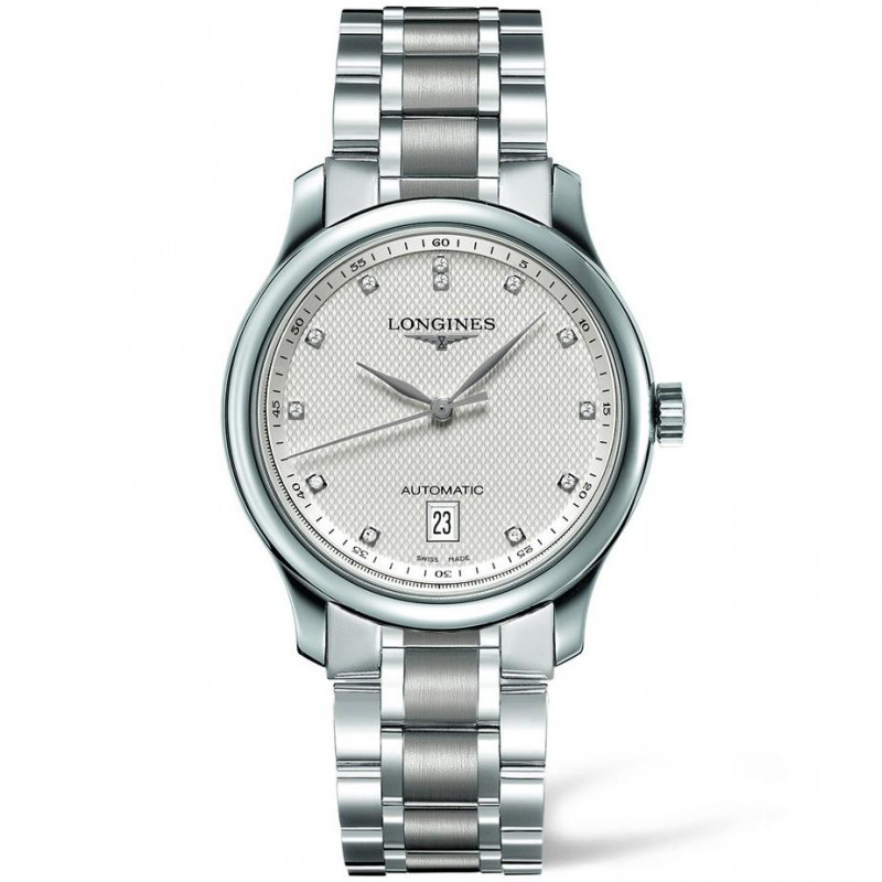Longines Master Lady 38.5 mm White L26284776