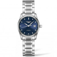 Longines Master Lady Blue Steel 29 mm Lady's Watch