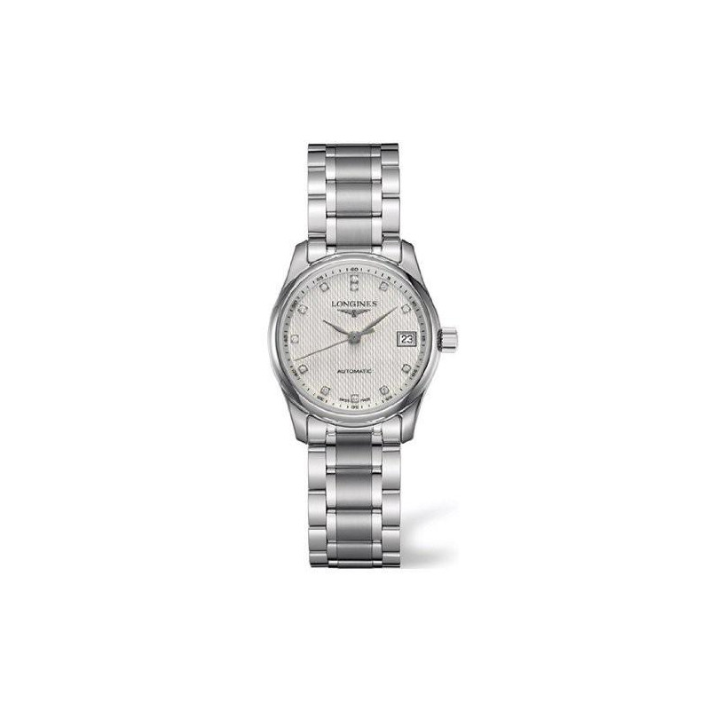 Longines Master Lady - 29 mm White L22574776