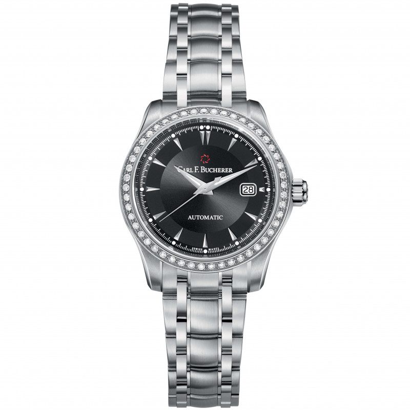 Manero Automatic Lady's Diamonds