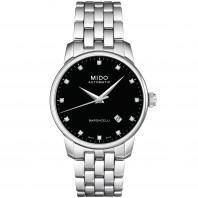 MIDO Baroncelli - Automatic Diamanter Svart Stål
