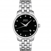 MIDO Baroncelli - Automatic Diamond Black Steel