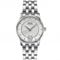MIDO Baroncelli - Automatic White Diamonds Steel lady's