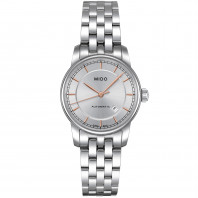 MIDO Baroncelli - Automatic Silver Steel Lady's