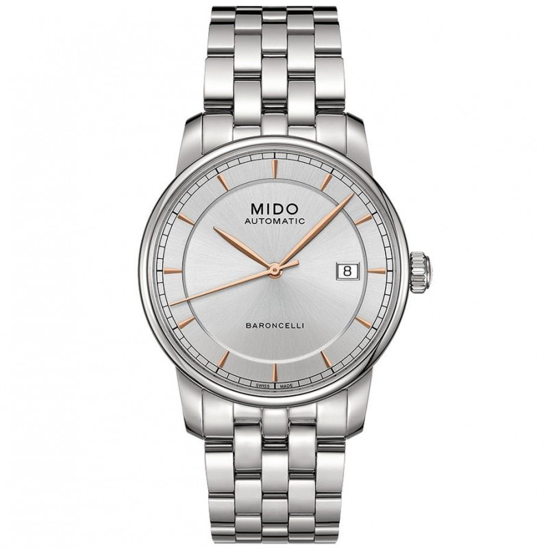 MIDO Baroncelli - Automatic Silver Gent's