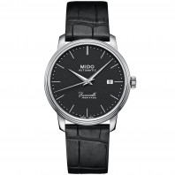 MIDO Baroncelli Heritage - Automatic gent's steel & black