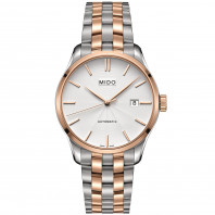 MIDO Belluna automatic gold&steel men's watch