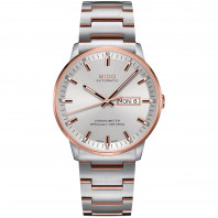 MIDO COMMANDER - Automatic Chronometer Certified - Rose gold