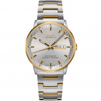 MIDO COMMANDER - Automatic Chronometer Certified - Gul Guld Herr