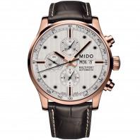 MIDO Multifort - rose gold chrono