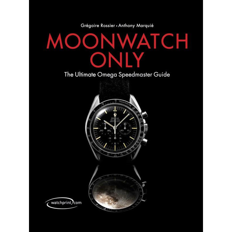 Omega book - Moonwatch Only