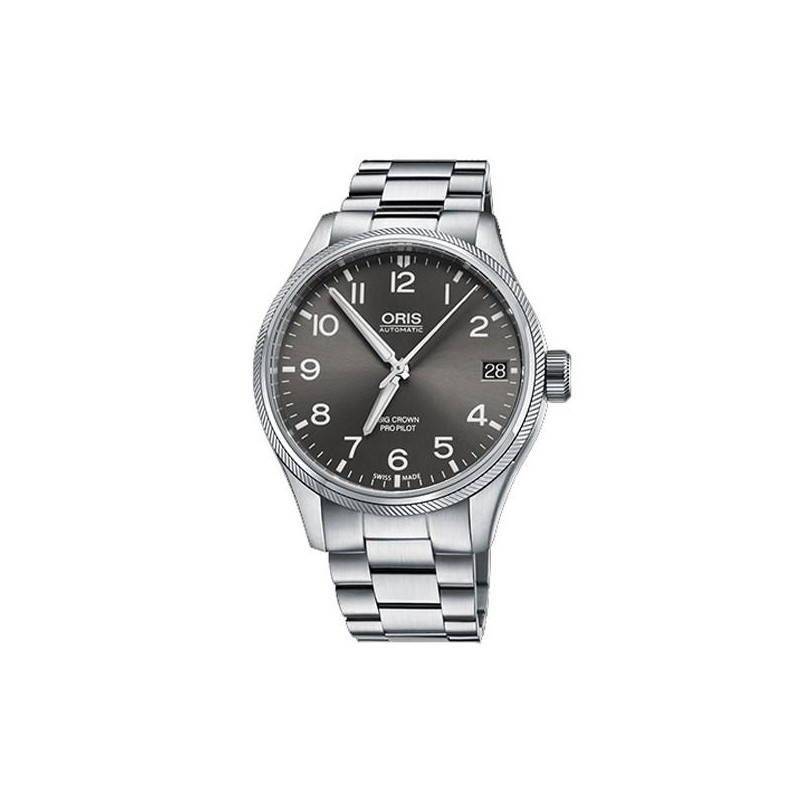 Oris - Big Crown ProPilot Date Grey 41 mm