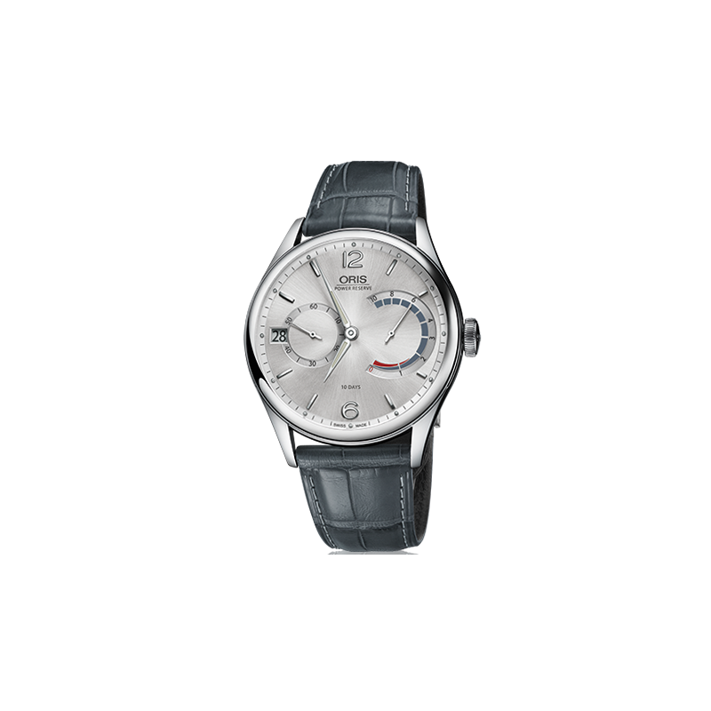 Oris Artelier In-House Calibre 111 Silver
