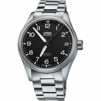 Oris - Big Crown ProPilot Date Svart 41 mm