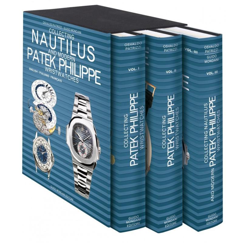 Patek Philippe book - Nautilus and Patek Philippe