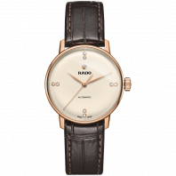 Rado - Coupole Classic Automatic Diamonds - Lady