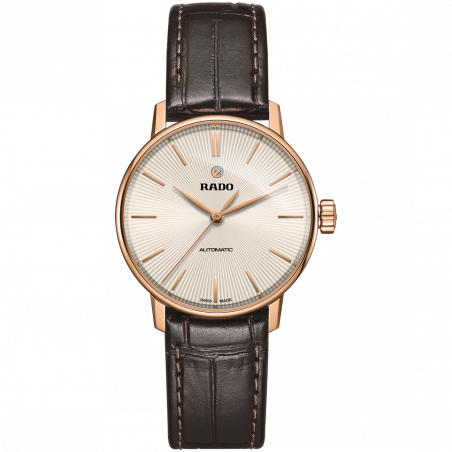 Rado Coupole Classic Automatic Women's watch champagne dial R22865115