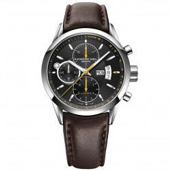 Raymond Weil - Freelancer black & yellow dial