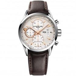 Raymond Weil - Freelancer rose gold dial